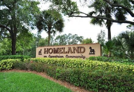 Homeland Entrance