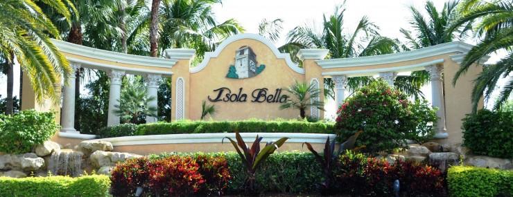 Isola Bella Lake Worth Homes