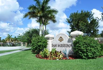 San Messina Entrance