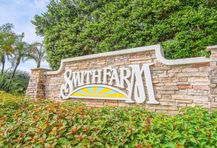 Smith Farm Community Lake Worth FL Entrance Picture
