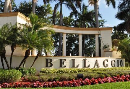 Bellaggio Community Entrance