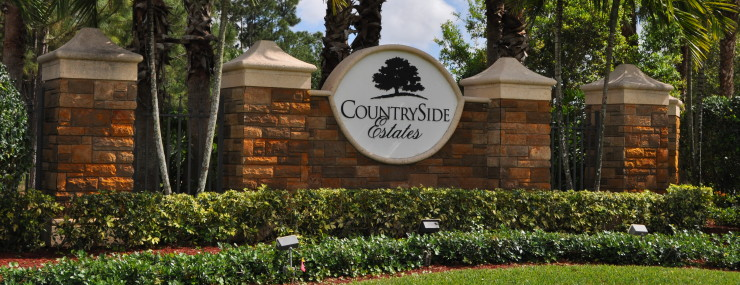 Countryside Estates Lake Worth Homes