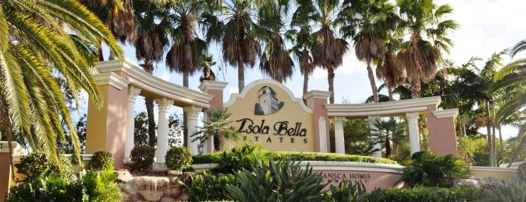 Isola Bella Estates Lake Worth Homes