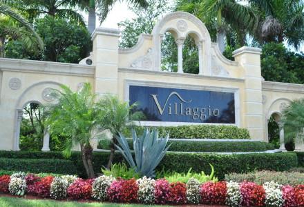 Villaggio Entrance