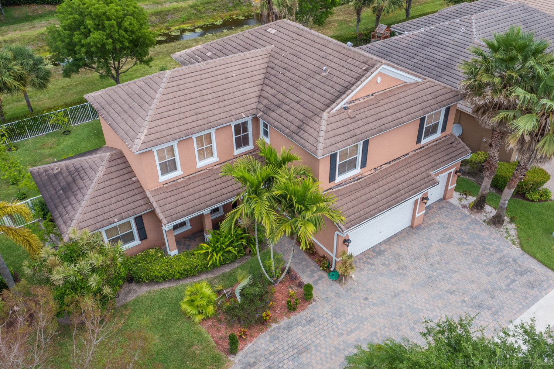 9309 Savannah Estates Aerial