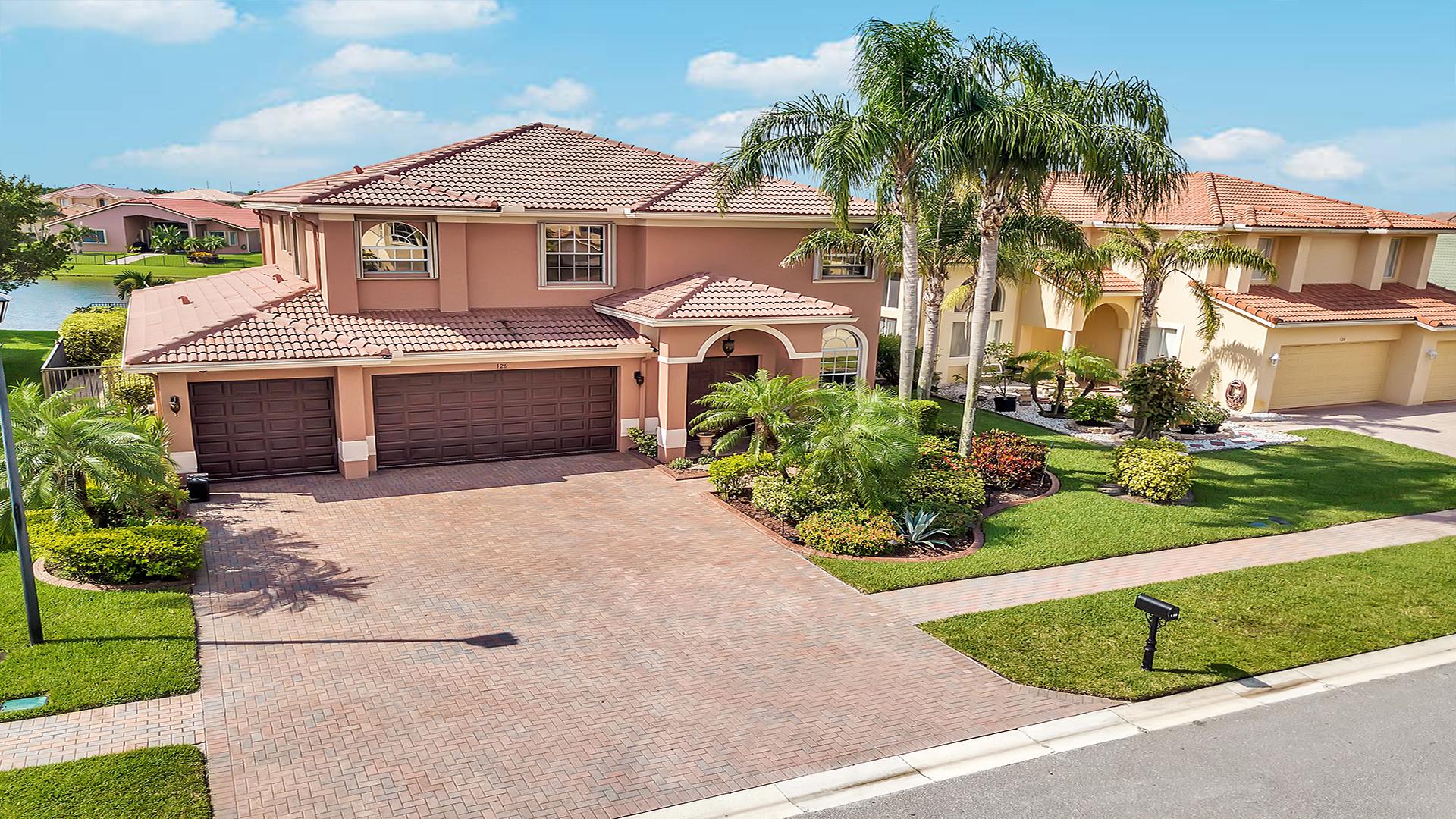 126 Tuscany Drive Royal Palm Beach Fl 33411 Lake Worth