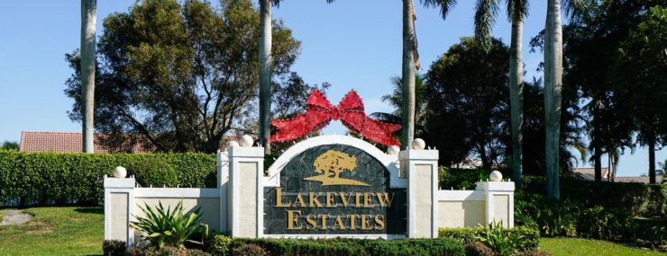 Lakeview Estates Lake Worth Homes